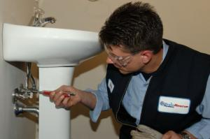 Our Whitter CA Plumbing Team Does New Sink Installation