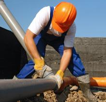 Our Whittier Plumbing Contractors Do Commercial Main Line Installation